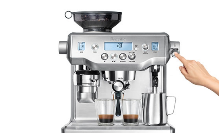 Coffee Makers In New Zealand : Breville Harvey Norman New Zealand