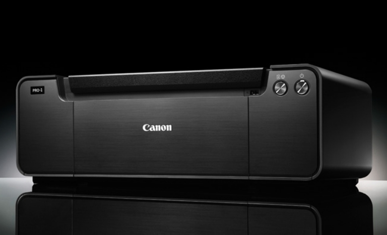 Canon printers and inks
