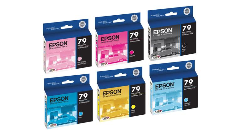 Epson Inks & Paper