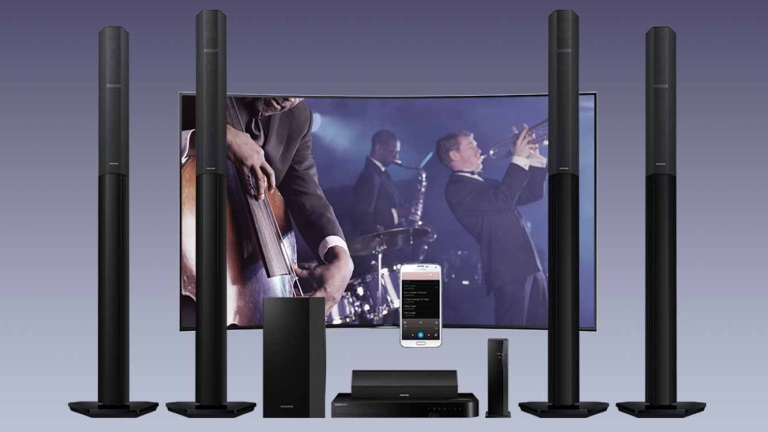 Samsung Home Entertainment
