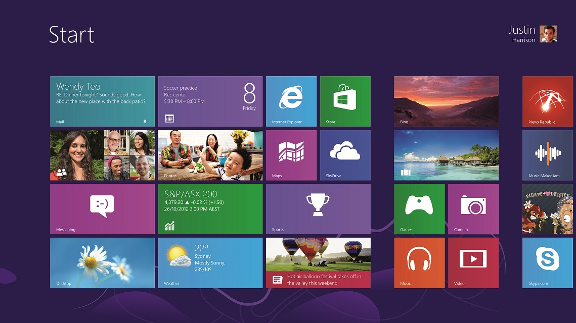 Windows 8.1 User's Guide Part Three: How to Personalise Windows